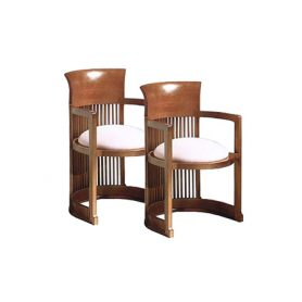 Set 2 Poltroncine Barrel 606, Cassina - Deesup