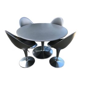 Set Bombo (4 stools, 1 table), Magis - Deesup