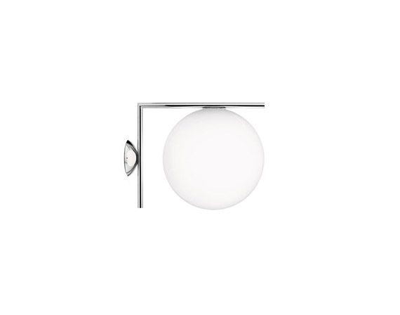 IC Lights Ceiling/Wall 2 (cromo), Flos
