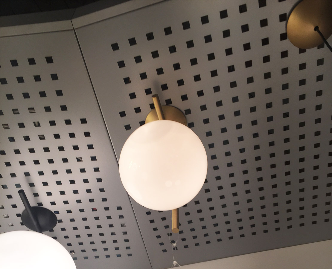IC Lights Ceiling/Wall 2 (cromo), Flos loading IC Lights Ceiling/Wall 2 (ottone), Flos - Deesup