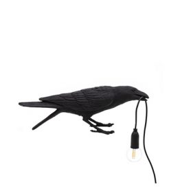 Bird Lamp Black Playing, Seletti - Deesup