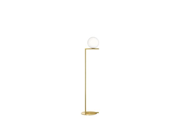 IC Lights Floor 2 (ottone), Flos