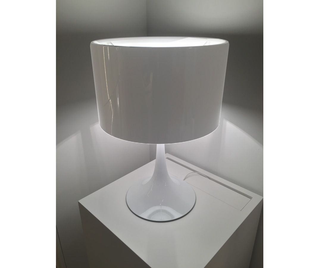 Spun Light Table 1 (bianco), Flos - Deesup