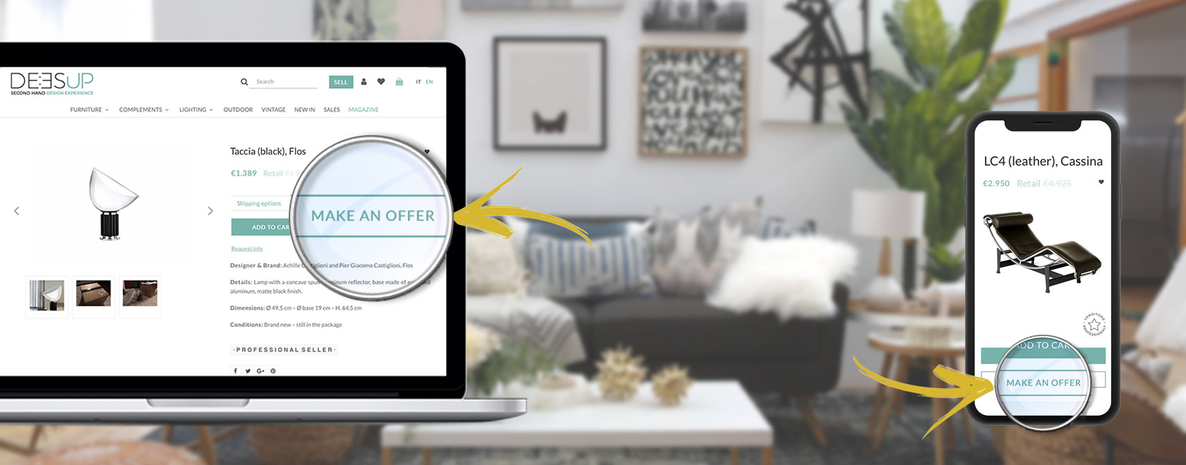 The design icon you are looking for can be yours
