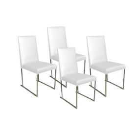 Set 4 Solo Dining Chairs, B&B Italia